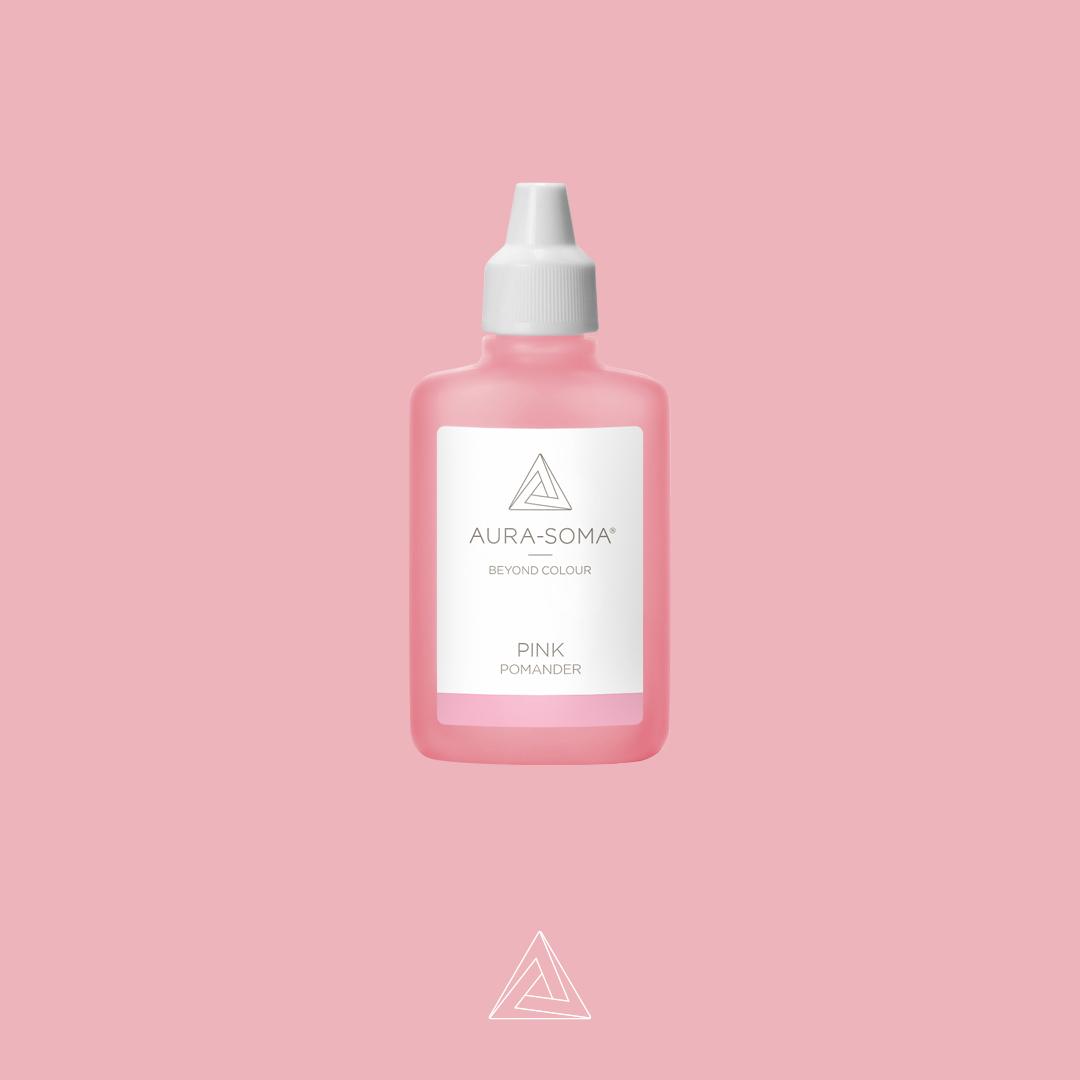 Image of Pink Pomander